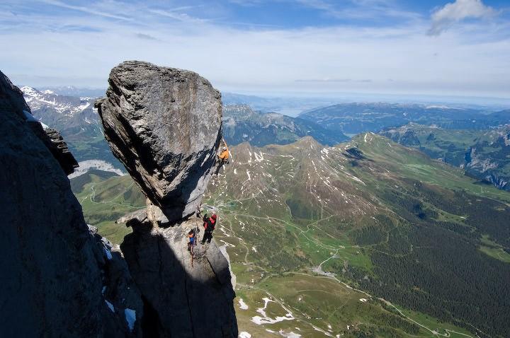 Photo: Stephan Siegrist - Alpinist